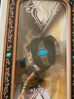 Disney Limited Edition Doll Jasmine from Aladdin NRFB