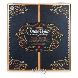 Disney Platinum Collection Snow White & The Prince 17 inch Dolls Ltd Ed 650 BNIB