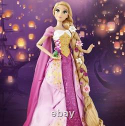 Disney Rapunzel Limited Edition Doll Tangled 10th Anniversary