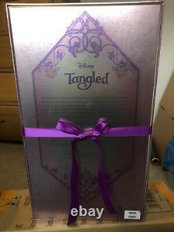 Disney Rapunzel Tangled 10th Anniversary Limited Edition DollFAST & FREE SHIP