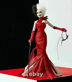 Disney Store Cruella Limited Edition Doll CONFIRMED ORDER, FREE Delivery