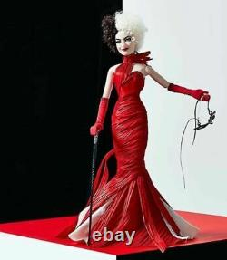 Disney Store Cruella Limited Edition Doll New In Hand Free Delivery