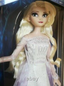 Disney Store Elsa the Snow Queen Frozen 2 Limited Edition Doll Sold Out