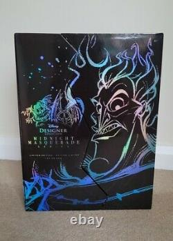 Disney Store Hades Disney Designer Collection Limited Edition Doll