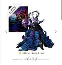 Disney Store Ursula Designer Collection Limited Edition Doll Confirmed order