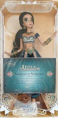 Disney limited edition doll jasmine