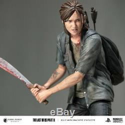 Ellie with Machete Statuette (Limited Edition) The Last of Us Part II