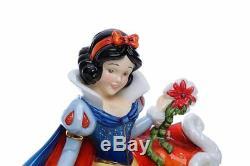 English Ladies Co. Disney Princess Figurine Snow White Limited Edition
