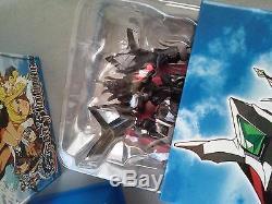 Escaflowne Limited Edition TV Series, Movie & Black Action Figure Box Set