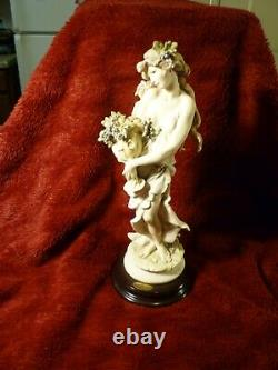 Florence Giuseppe Armani Autumn Lady with Amphora Figurine 0183F