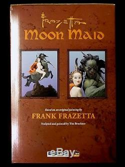 Frazzetta Moon Maid Statue New Dark Horse Reel Arts Limited Edition 2007