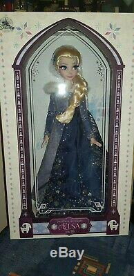 Frozen Elsa Limited Edition Disney doll Olaf's adventure