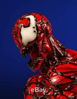 Gentle Giant Marvel Carnage 16 Scale Limited Edition Mini Bust NEW