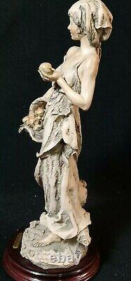 Giuseppe Armani Figurine Fresh Fruits 1001T Limited Edition 693/2500