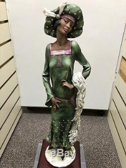 Giuseppe Armani Figurine Tracy #0797C Limited Edition 231/5000