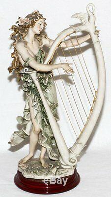 Giuseppe Armani Figurines ANGELICA #484 C Limited Edition