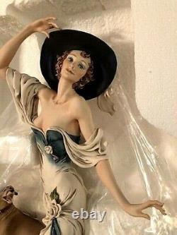 Giuseppe Armani Promenad 1562C Limited Edition Figurine RARE
