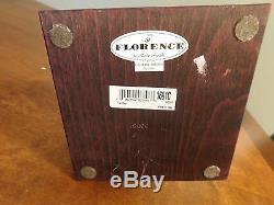 Giuseppe Armani Vanities Limited Edition Figurine 1691C Original Box COA