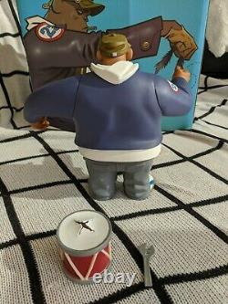 Gorillaz Kidrobot CMYK Vinyl Figure Set Limited Edition 2006 USED