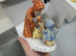 Hummel Figurine Limited Edition Set ST. NICHOLAS' DAY #1161
