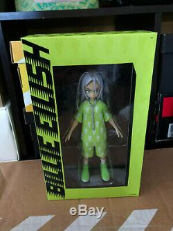 IN HAND BILLIE EILISH Takashi Murakami X Limited Edition Vinyl Toy Figure Doll