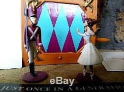JEALOUS JACK -IN-THE-BOX WDCC FIGURINE, FROM FANTASIA 2000, Ltd. Ed. #1284, withFlyer
