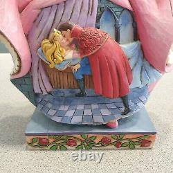 Jim Shore Disney Traditions Sleeping Beauty True Love's Kiss Aurora