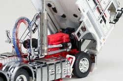Kenworth K200 Prime Mover Truck Higgs Drake 150 Scale Model #Z01345HH New