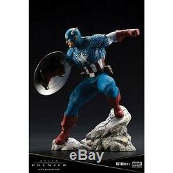 Kotobukiya Captain America Limited edition Premier Artfx Statue Pre Order