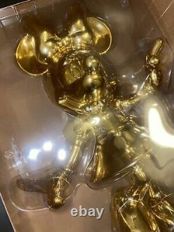 LEBLON DELIENNE Pop Culture Figurine Gold BNIB Minnie Mouse