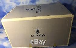 LIMITED EDITION Lladro Disney Peter Pan Figurine #7529 Signed 237/2000 with BOX