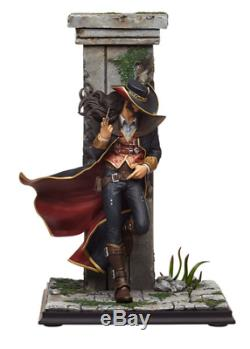 LOL League of Legends Twisted Fate Statue The Card Master Limited Edition