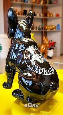 LONGINES Bulldog pop art sculpture limited edition 2/10