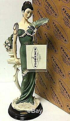 Limited Edition Florence Giuseppe Armani Soiree Woman Figurine Sculpture