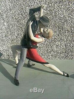 Lladro Passionate Tango Limited Edition 2155