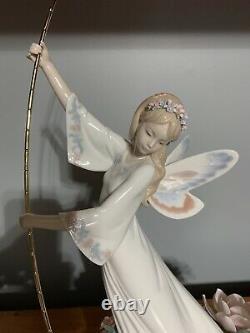 Lladro Society Limited Edition Enchanted Lake Figurine Original box