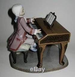 Lladro YOUNG MOZART Porcelain Figurine 5915 Ltd Edition, Signed