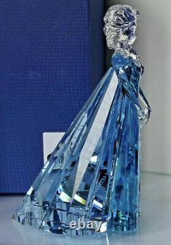 MINT CONDITION Limited Edition Swarovski Disney Elsa (Frozen) Rare 2016