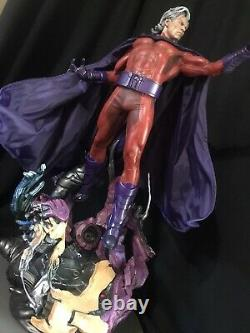 Magneto Maquette by Sideshow Collectibles Exclusive Limited Edition Statue