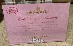 NEW Disney Store Aurora Sleeping Beauty Pink Dress Limited Edition 17 Doll BNIB