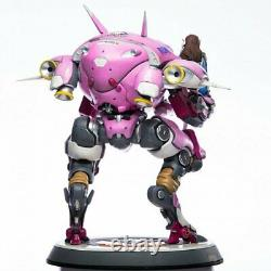 NEW Limited Edition Blizzard Overwatch Games D. Va with MEKA 20.3 Premium Statue