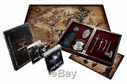 NEW PS3 DARK SOULS II 2 Collectors Limited Edition Maps Soundtrack Japan F/S