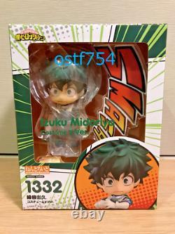 Nendoroid 1332 Izuku Midoriya Costume Y Version My Hero Academia Limited