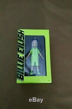 New Billie Eilish Takashi Murakami X Limited Edition Vinyl Toy Figure Doll RARE