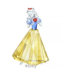 New In Box Swarovski Disney Snow White Limited Edition 2019 Figurine #5418858