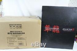 New NIB Ninja Gaiden 3 Ryu Hayabusa 1/6 Scale Limited Edition Statue #'ed 300