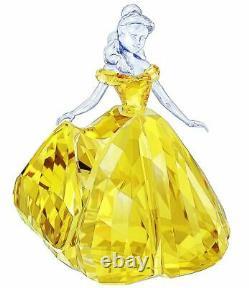 New in Box Swarovski Disney Princess Belle Limited Edition 2017 #5248590