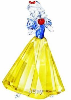 New in Box Swarovski Disney Princess Snow White Limited Edition 2019 #5418858