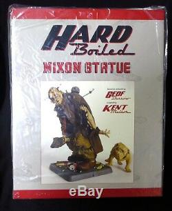 Nixon Hard Boiled Statue New LTD to 500 Kent Melton Dark Horse Bulldog Amricons