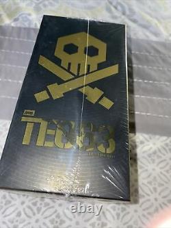 OTOMO TEQ63 by Quiccs x Martian Toys 6 Vinyl Figure Ltd. Ed. New Sealed